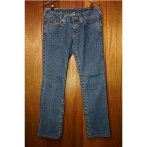 True Religion Skinny Stretch Denim Jeans Pants